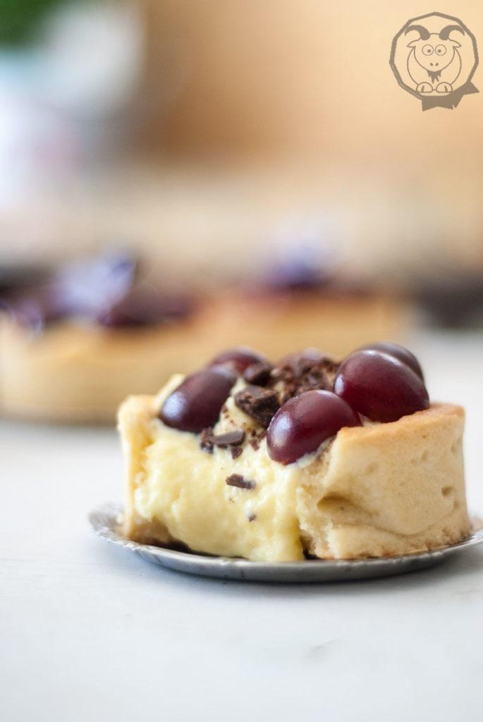 crostata crema e ciligie